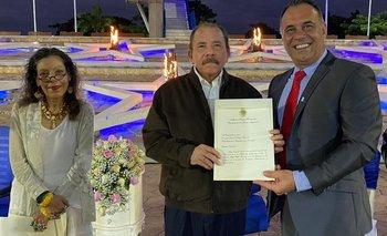 Oficial: el embajador argentino por ahora no volverá a Nicaragua | Nicaragua