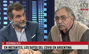 La insólita teoría conspirativa de Luis Brandoni que molestó en La Nación | Elecciones 2019