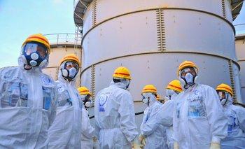 Japón planea liberar agua radiactiva de la central de Fukushima | Medio ambiente