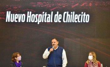 La Rioja: firman contrato para la construcción del nuevo hospital de Chilecito | Provincias