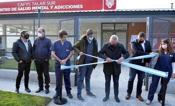 Zamora inauguró en Tigre un nuevo centro de salud | Provincia