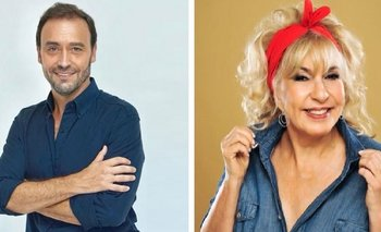 Picante: Pallares disparó contra Georgina Barbarossa y la final de Masterchef   Masterchef celebrity