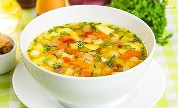 Recetas para el invierno: sopa de verduras | Recetas de cocina