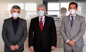Malvinas: Chaves y Filmus mantuvieron un encuentro bilateral con funcionario de ONU | Islas malvinas