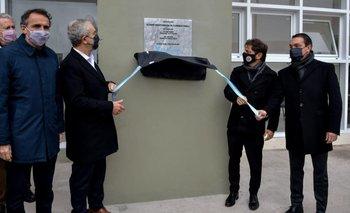Kicillof y Watson inauguraron una nueva alcaldía en Florencio Varela | Provincia