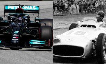 Fangio, una layenda forjada sin la tecnología de la Fórmula 1 | Fórmula 1