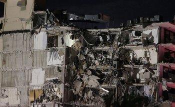 Ya son 22 las víctimas por el derrumbe en Miami | Miami