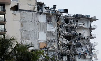 Confirmado: cuatro argentinos desaparecidos en el derrumbe de Miami | Miami