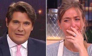 Chantal recibió una sorpresa en vivo y no pudo evitar el llanto | Televisión