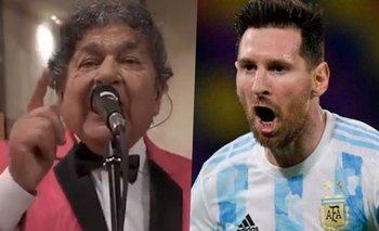 Los Palmeras sacaron una canción especial por el cumpleaños de Messi | Música