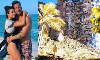El testimonio de Nico Vázquez tras el derrumbe en Miami   Farándula