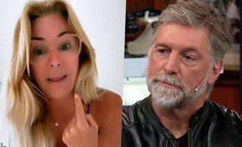 """Yanina Latorre contó intimidades de Horacio Cabak: """"Sos cagón""""   Farándula"""