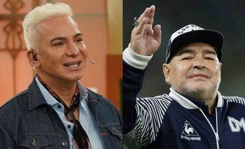 """La anécdota de Flavio Mendoza con Maradona: """"No me caía bien y me sorprendió""""   Televisión"""