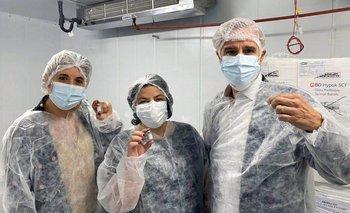Argentina comenzará a producir el segundo componente de la Sputnik V | Coronavirus en argentina