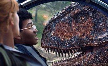 Filtraron el primer trailer de 5 minutos de Jurassic World Dominion | Cine