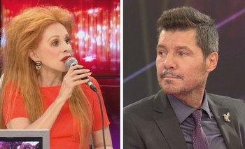 Cambios en Showmatch: Nacha Guevara vuelve al programa, pero no a La Academia   Showmatch