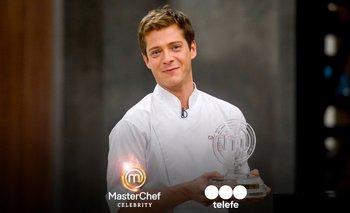 Gastón Dalmau es el campeón de Masterchef Celebrity 2 | Telefe