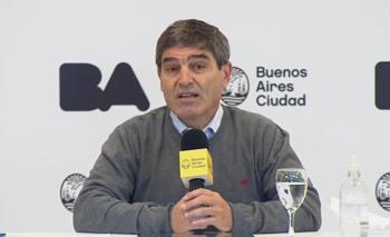 Quirós reconoció que esperan una tercera ola de coronavirus | Coronavirus en argentina