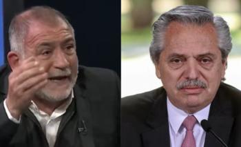 Juez estalló contra Alberto Fernández y lo insultó en un programa de TV | Televisión