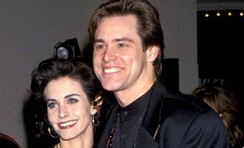 Courtney Cox reveló que se enamoró de Jim Carrey tras Ace Ventura | Hollywood