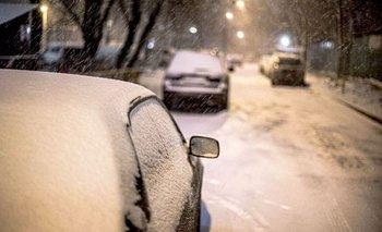 Ola polar: se esperan heladas intensas y posibles nevadas | Clima