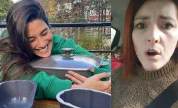Escracharon a Ivana Nadal por incumplir un canje | Farándula