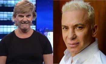 """El """"Pájaro"""" Gómez imitó a un gay y Flavio Mendoza lo cruzó: """"Machista""""   Televisión"""