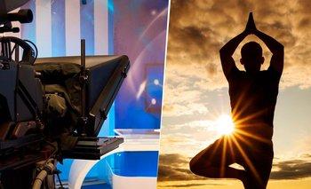 Fue un exitoso periodista, cambió su nombre y ahora es maestro de yoga | Televisión