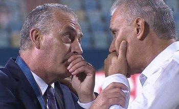 ¿Hinchará por Brasil? La sorpresiva frase de Gustavo Alfaro a Tite | Copa américa 2021