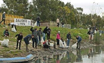 Realizaron una jornada de limpieza y cuidado del medioambiente en Tigre | Medio ambiente