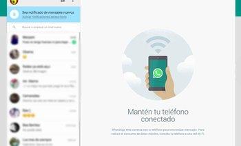 Por qué WhatsApp Web se desconecta constantemente de la PC | Apps