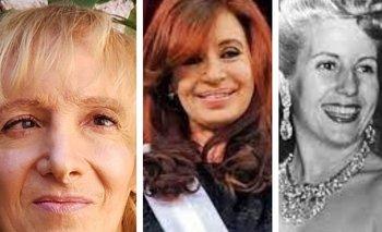 Zulma Lobato llenó de elogios a Cristina y Evita y fulminó a Macri   Farándula