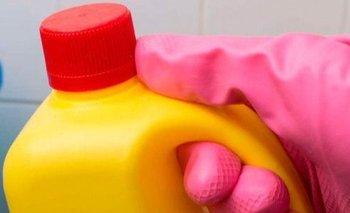 La ANMAT prohibió la comercialización de una lavandina adulterada | Sociedad