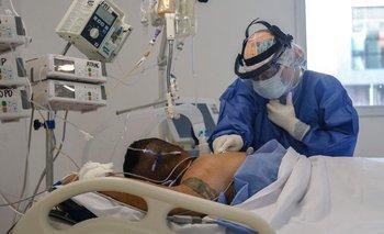 Descendió la ocupación de camas por cuarta semana: está debajo del 70%   Coronavirus en argentina