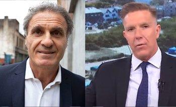 La chicana de Fantino a Oscar Ruggeri que enojará al exfutbolista   Alejandro fantino