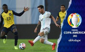 Ecuador, el rival de la Selección Argentina en Cuartos de final | Copa américa 2021