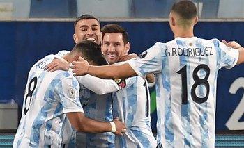 Con el fútbol nuestro de toda la vida | Copa américa 2021