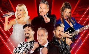 La Voz Argentina se apoderó del prime time a una semana de su estreno | Pelea por el rating