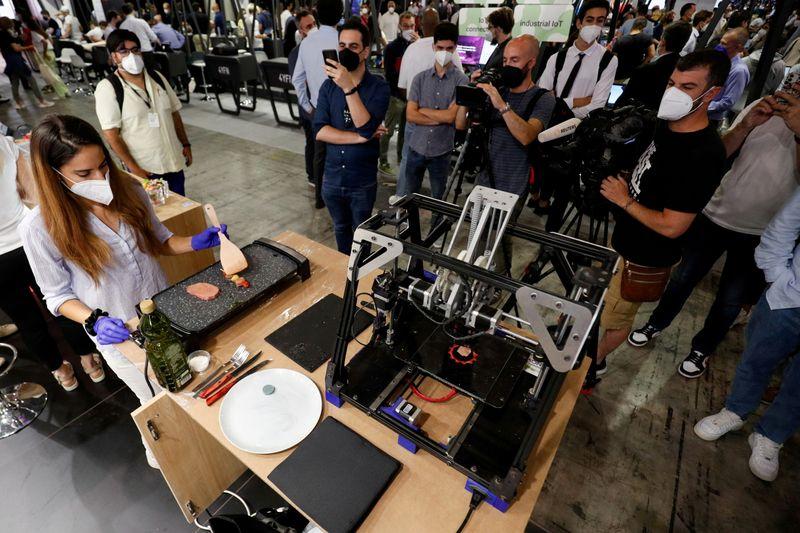 Lanzan al mercado carne impresa en 3D | Alimentación