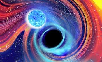 Choque entre agujeros negros y estrellas de neutrones sacuden el Universo   Espacio exterior