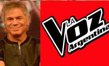 Beto Casella se desató y fue lapidario con un jurado de La Voz | La voz argentina
