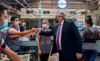 La marca Nike volverá a fabricarse en el país | Reactivación económica