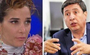 Juana Viale chicaneó a Daniel Arroyo y quedó mal parada   Televisión
