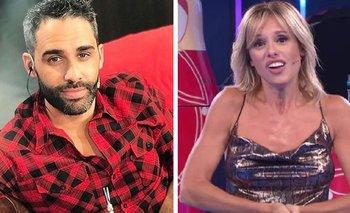 El Pollo Álvarez lanzó un palito para Mariana Fabbiani | El trece