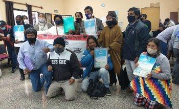 El INAI avanza con el relevamiento territorial de comunidades indígenas | Pueblos originarios