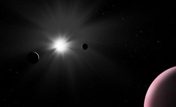 Descubren un planeta desconocido cerca de la Tierra   Espacio exterior