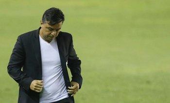 Otro dolor de cabeza para Gallardo: Borré se iría gratis de River | Rafael santos borré