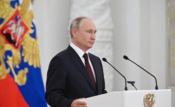¿El fin de una era?: Putin habló de su posible sucesor   Rusia