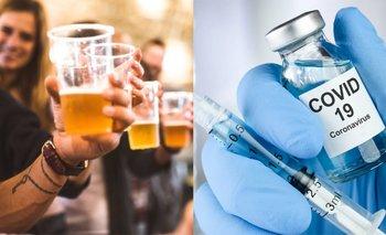 Insólito: un bar en Tucumán regala cervezas para que los jóvenes se vacunen | Coronavirus en argentina