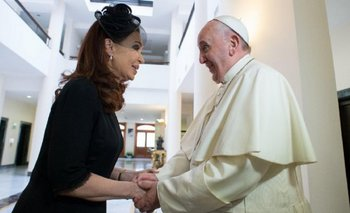 Cristina Kirchner se volverá a encontrar con el Papa Francisco | Cristina kirchner